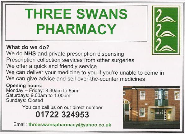 ThreeSwans